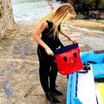 SACQUA Waterproof Sailing Bags (Red)