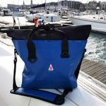 SACQUA sailing tote bags (Nautical Blue)