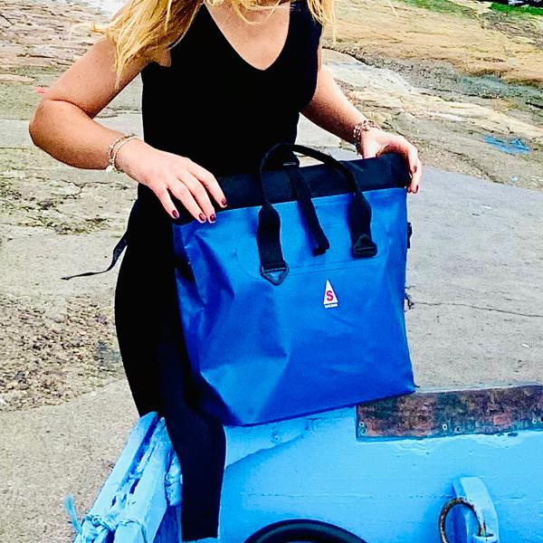 SACQUA Floating Dry-bag (Blue)