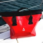 SACQUA Waterproof Dry Hand Bags (Red)
