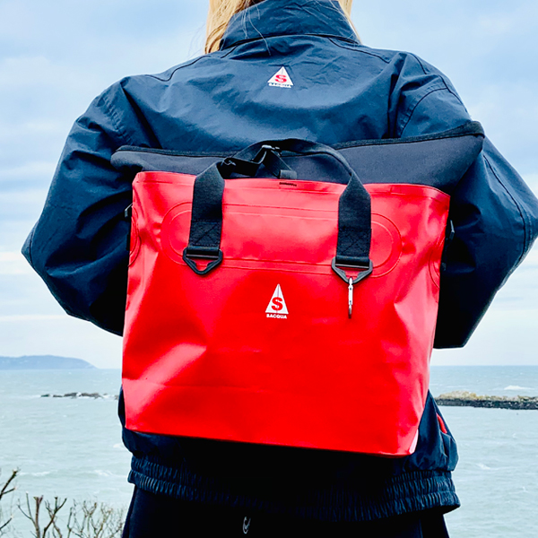 Waterproof Dry Hand Bags (Red)