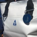 White waterproof Bags
