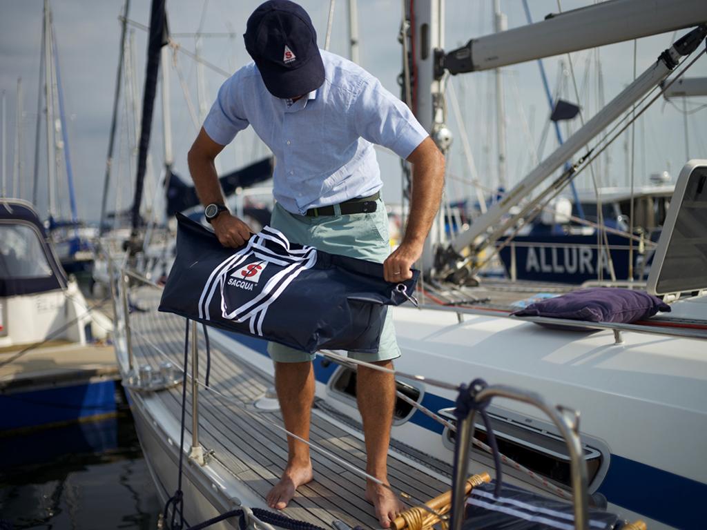 SACQUA Sailing Bags