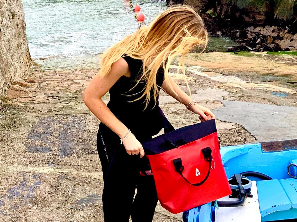 SACQUA Sailing Waterproof Bags (Red)